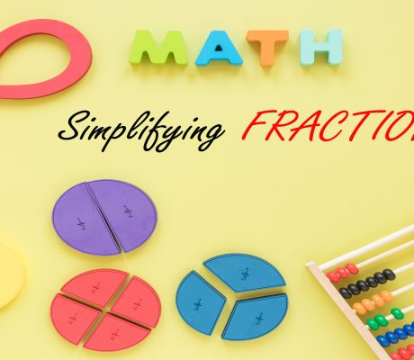 Learn ZOE Simplying Fractions Math Activity