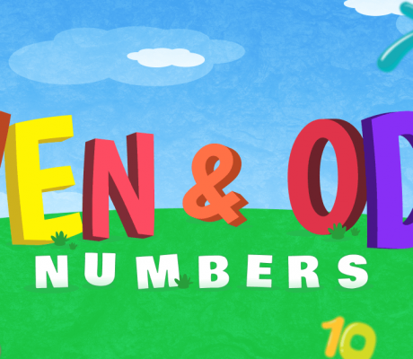 Even and Odd numbers image banner
